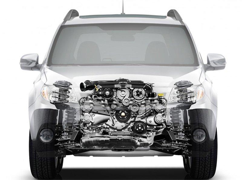 Ремонт Subaru