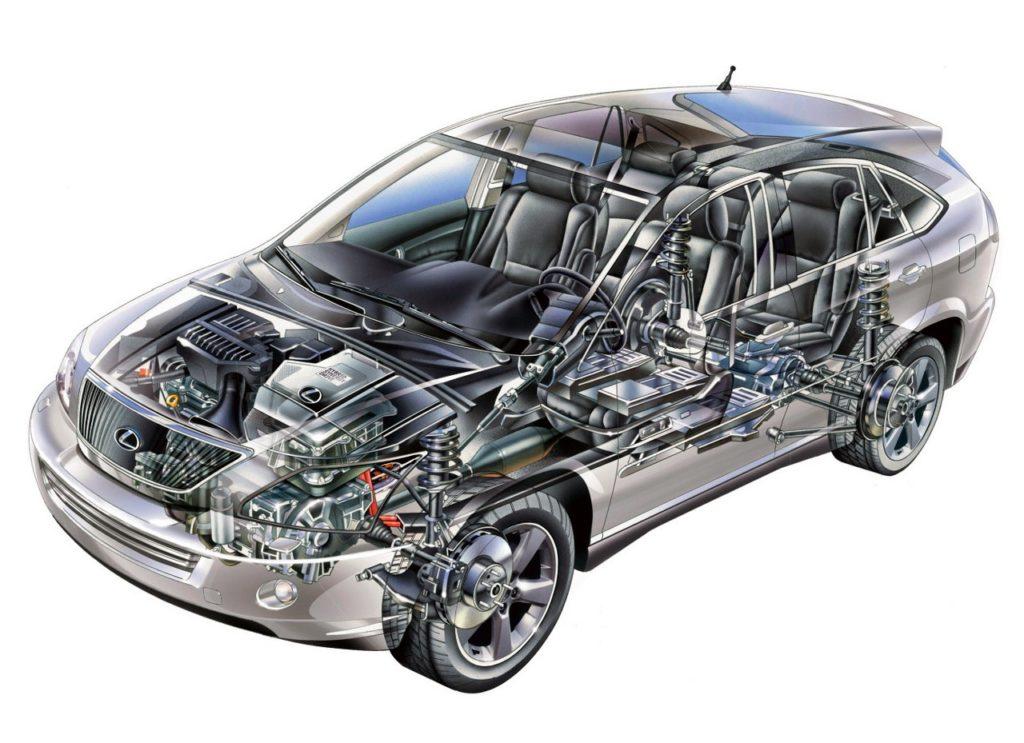 Ремонт Lexus